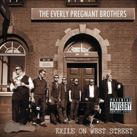 Everly Pregnant Brothers - Exile on West Street
